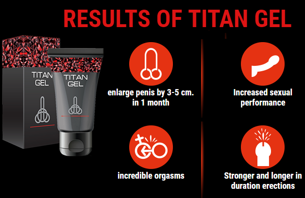 Titan Gel results